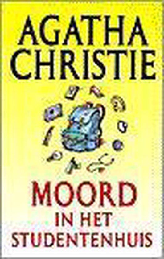 Moord in het studentenhuis - Agatha Christie pdf epub