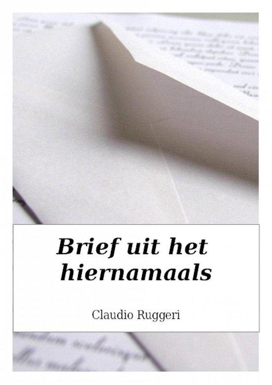 Brief uit het hiernamaals - Claudio Ruggeri  