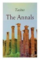 Boek cover The Annals van Tacitus