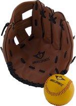 Angel Sports - Honkbalhandschoen met bal