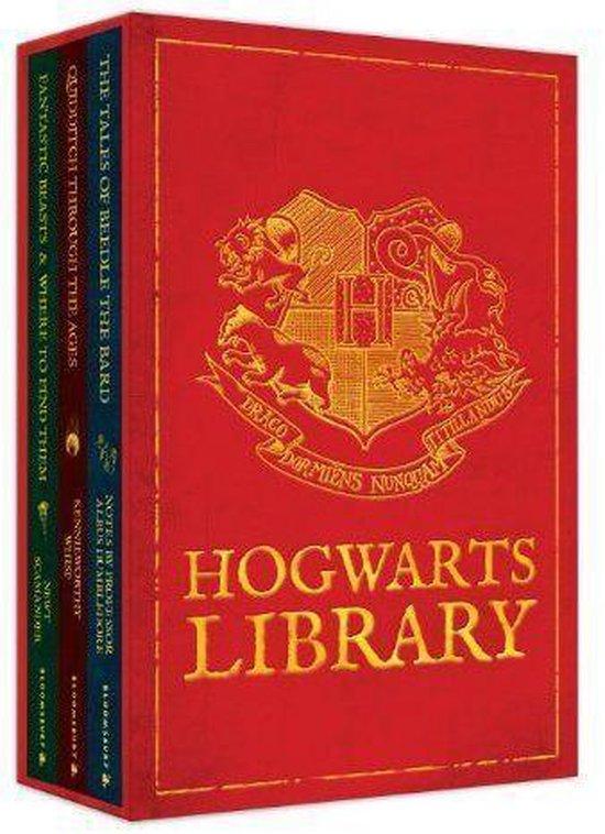 Hogwarts Library Boxed Set
