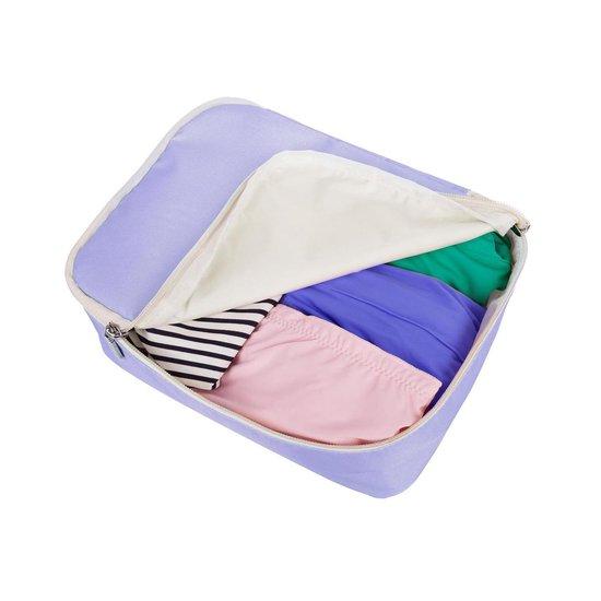 SUITSUIT Fabulous Fifties - Packing Cube - S - Paisley Purple