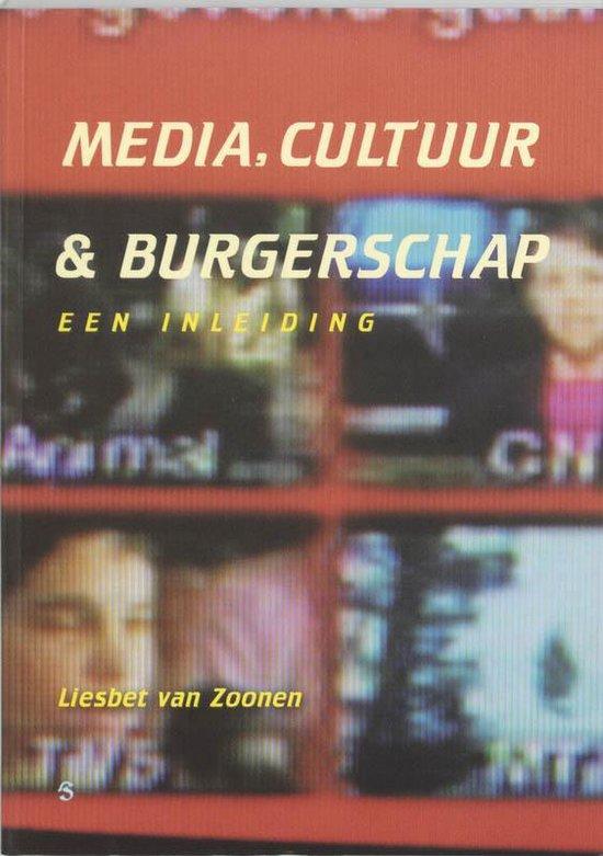 Media, cultuur en burgerschap - L. Van Zoonen |