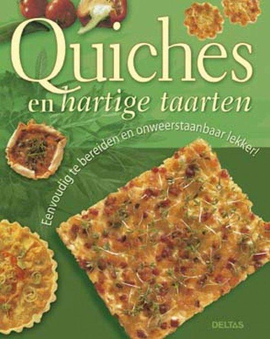 De Lekkerste Quiches En Hartige Taarten - M. Szwillus  