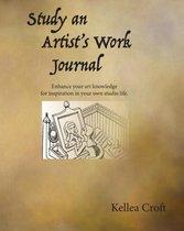 Study an Artist's Work Journal