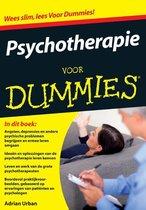 Voor Dummies - Psychotherapie voor Dummies