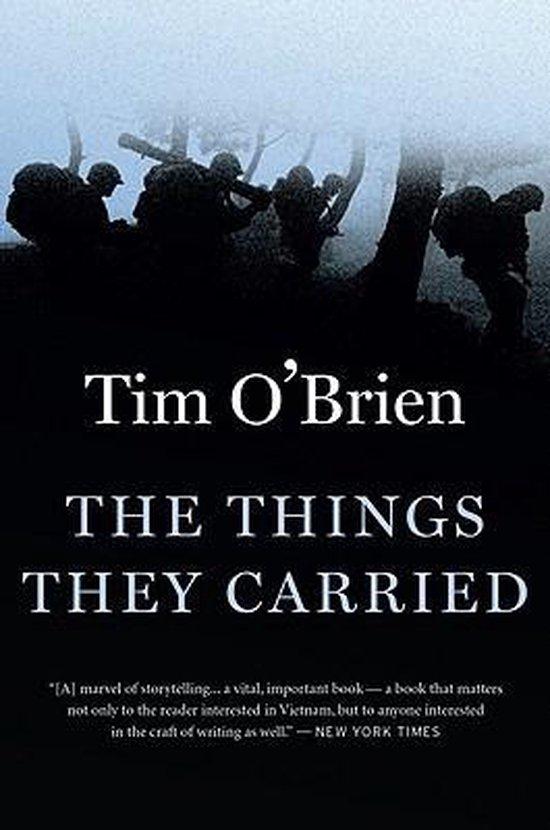 Boek cover The Things They Carried van Tim OBrien (Paperback)