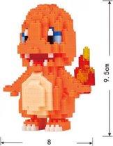 Nanoblocks Charmander staand Pokemon - LNO