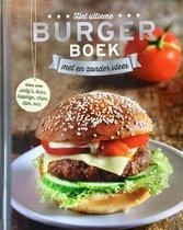 Het ultieme burgerboek met en zonder vlees