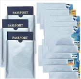 Professionele AA Commerce RFID Blocker Set - Kaartbeschermer / Cardprotector - 13 Stuks