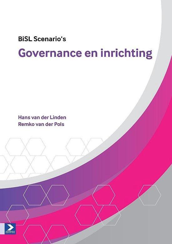 Governance en inrichting - Hans van der Linden |