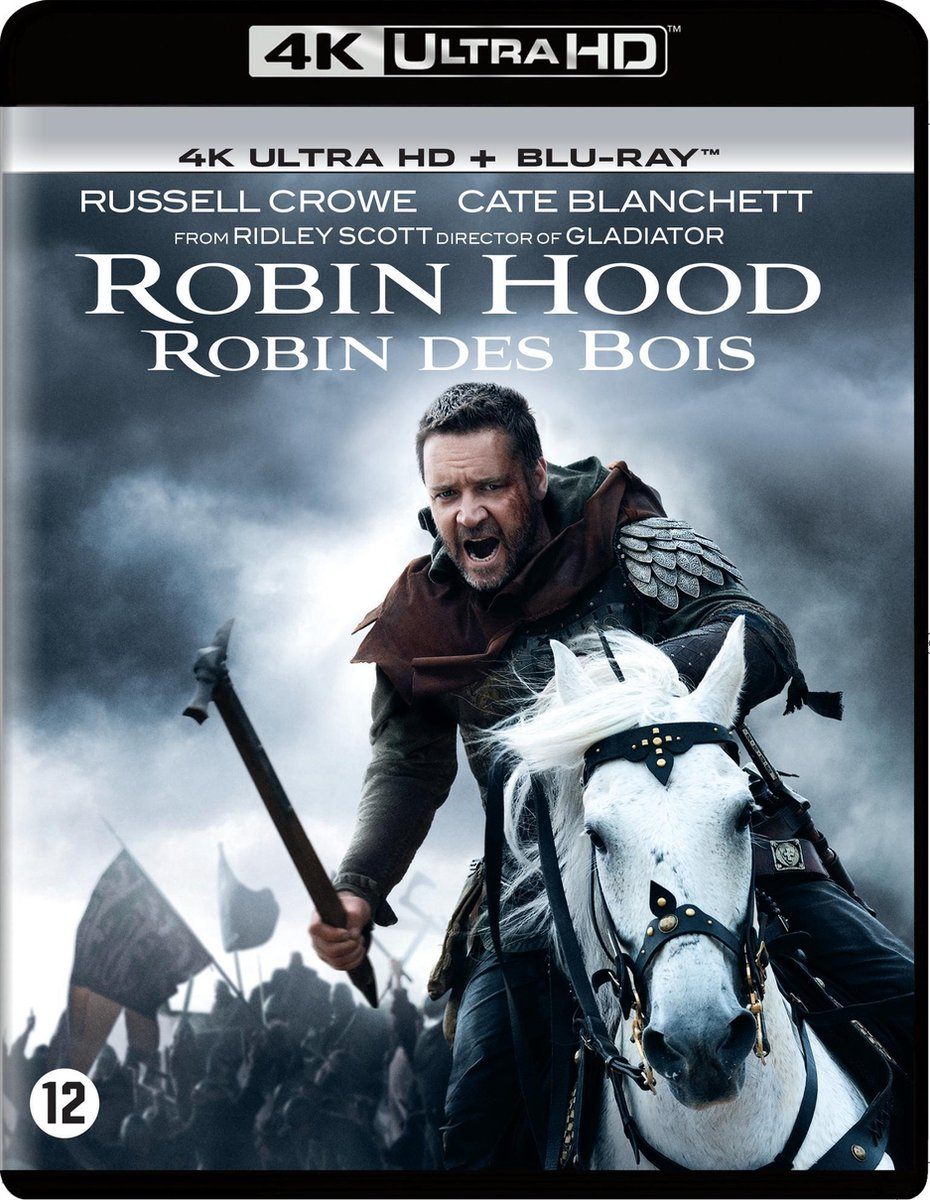 Robin Hood (4K Ultra HD Blu-ray)-