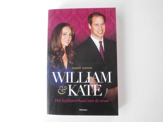 Boek cover William & Kate van Robert Jobson (Paperback)