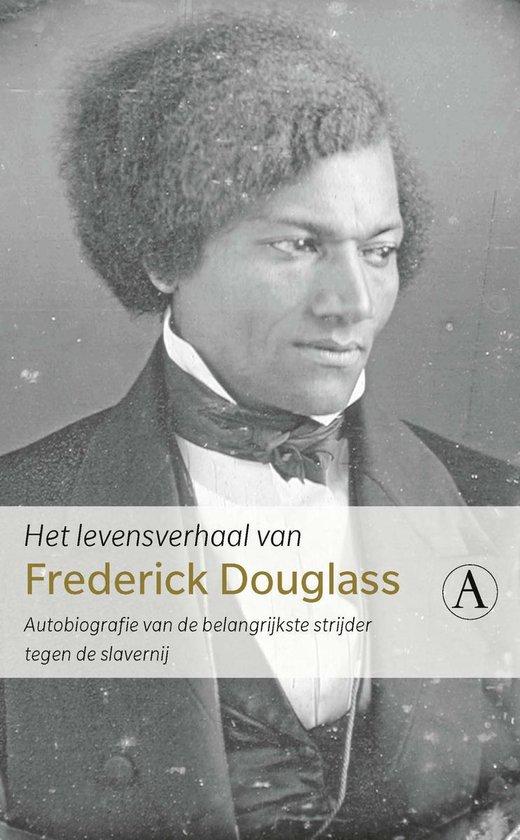 Boek cover Het levensverhaal van Frederick Douglass van Frederick Douglass (Onbekend)