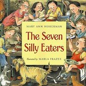 Omslag The Seven Silly Eaters
