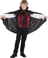 Kostuum Vampier Koning - 4-6 Jaar - Carnavalskleding
