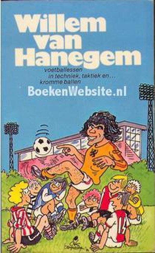 Voetballessen in techniek enz - Hanegem |