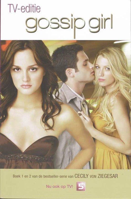 Gossip Girl Tv Editie - Cecily von Ziegesar pdf epub
