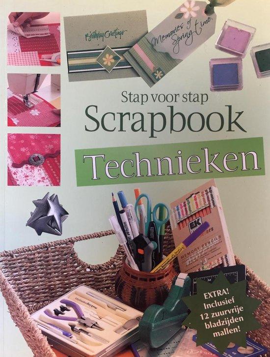 Stap voor Stap Scrapbook Technieken - Div.  