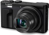 Panasonic compact camera DMC-TZ80 PACK (met tas en SD kaart) - Zwart