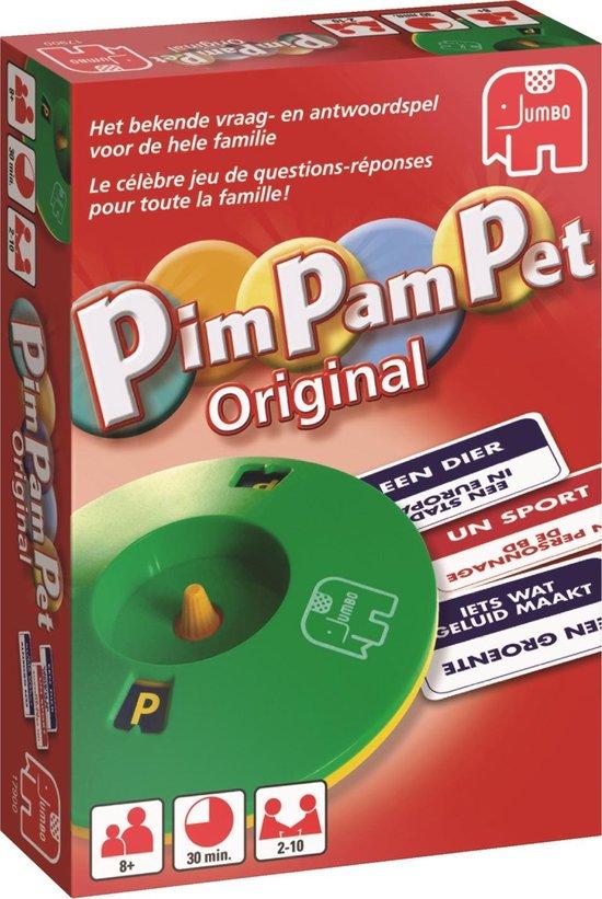 Pim Pam Pet Original - Gezelschapsspel