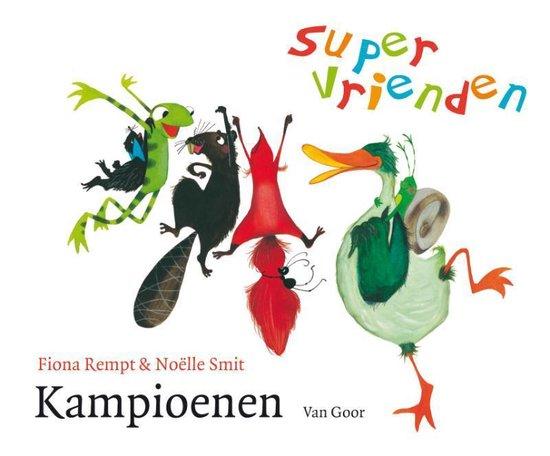 Supervrienden/ Kampioenen - Fiona Rempt pdf epub