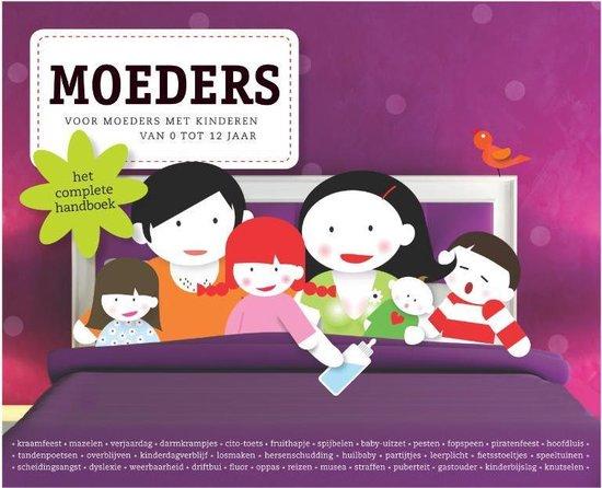 Cover van het boek 'Moeders'