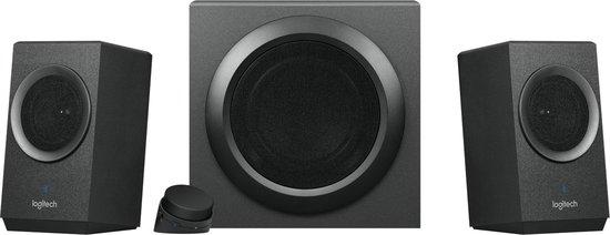 Logitech Z337 - Multimedia Speakers met Bluetooth