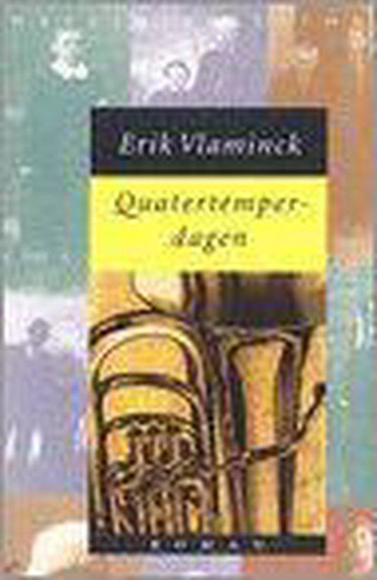 Quatertemperdagen - Erik Vlaminck pdf epub