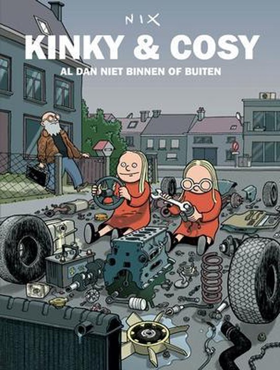 Kinky & cosy 03. al dan niet binnen of buiten - Nix |