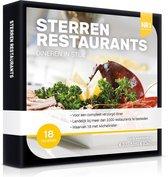 Nr1 Sterren Restaurants 20,-