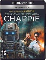 Chappie (4K Ultra HD Blu-ray)