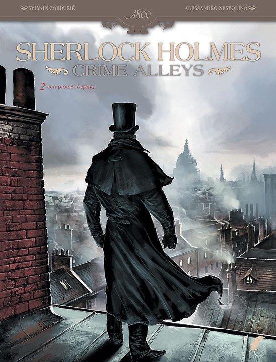 Sherlock holmes crime alleys Hc02. een plotselinge roeping - Alessandro Nespolino |