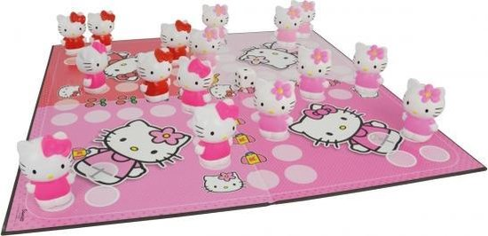 hello kitty spel
