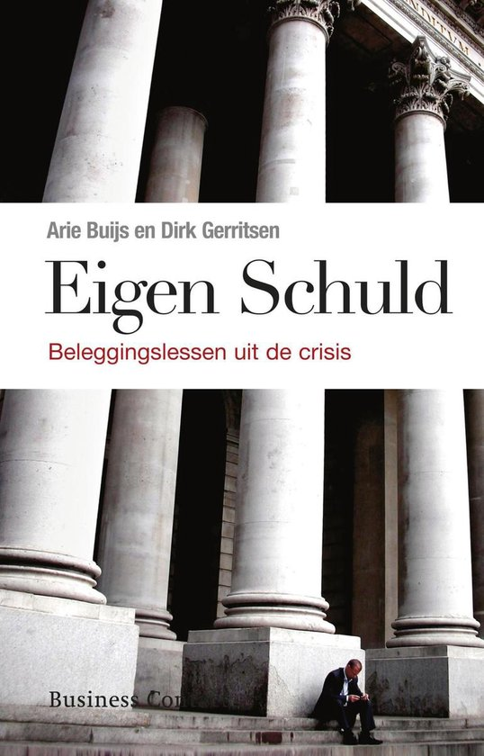 Eigen schuld - Dirk Gerritsen  