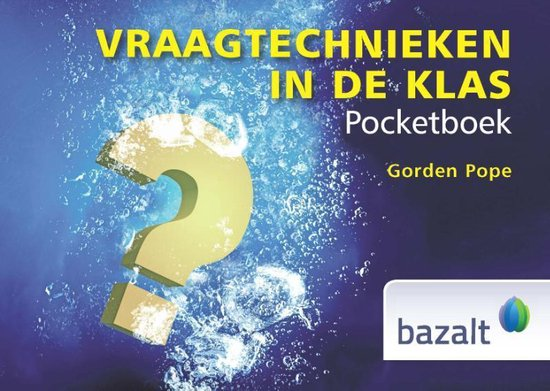 Vraagtechnieken in de klas - Gorden Pope | Readingchampions.org.uk