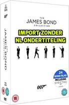 The James Bond Collection 1-24 [DVD] [2017]
