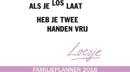 FAMILIEPLANNER 2018 LOESJE - Interstat
