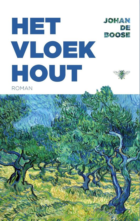 Boekomslag voor Het vloekhout