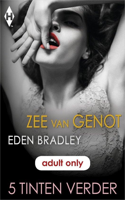 Vijf tinten verder - Eden Bradley |