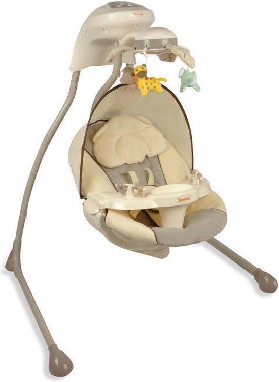 Baby Swing Baninni Dodoli de Luxe Grey