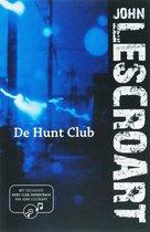 Omslag De Hunt Club Met Cd
