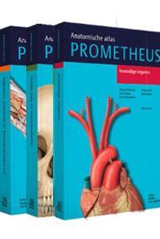 Prometheus 3 delen - Michael Schünke  