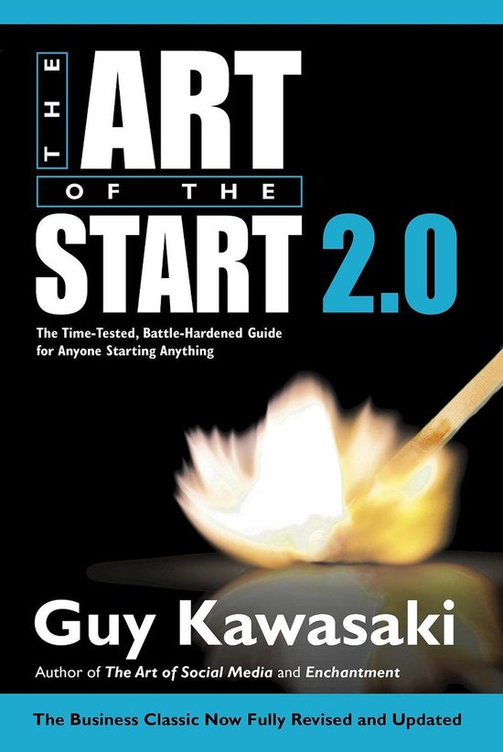Boek cover The Art of the Start 2.0 van Guy Kawasaki (Onbekend)