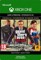 Grand Theft Auto V (GTA 5): Criminal Enterprise Starter Pack - Add-on - Xbox One Download