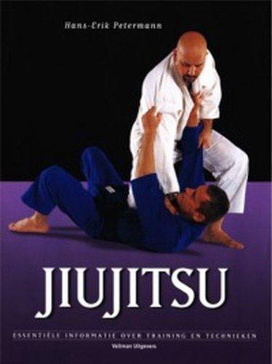 Cover van het boek 'Jiujitsu' van H. Petermann en H.-E. Petermann