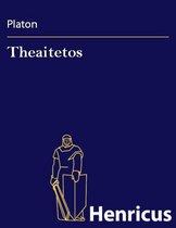 Omslag Theaitetos