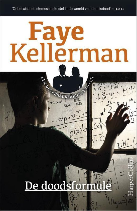 De doodsformule - Faye Kellerman   Fthsonline.com