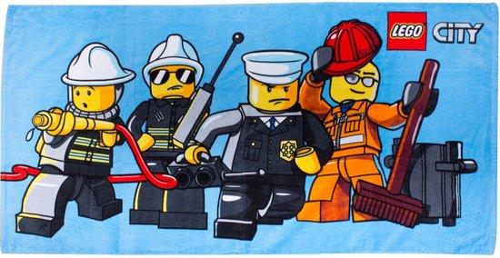 LEGO® City Demolition Badlaken 70x140cm - LEGO