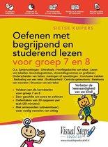 Boek cover Oefenen met begrijpend en studerend lezen voor groep 7 en 8 van Sietse Kuipers (Paperback)